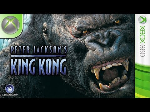 Longplay of Peter Jackson's King Kong: The Official Game of the Movie