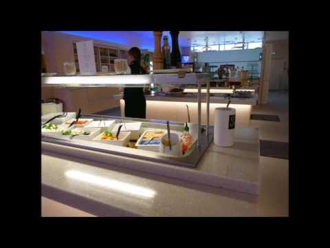 FINNAIR BUSINESS CLASS LOUNGE NON SCHENGEN HELSINKI AIRPORT JULY 2016
