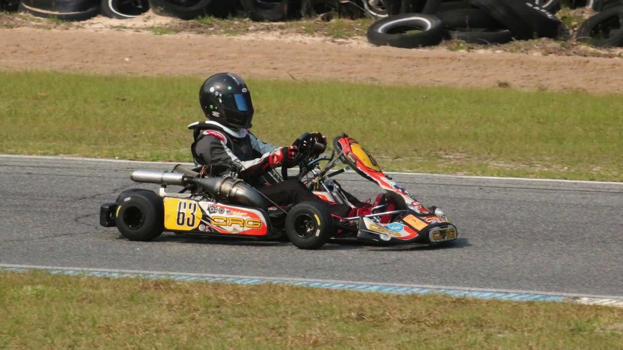 ROAD RACING SERIES — World Karting Association