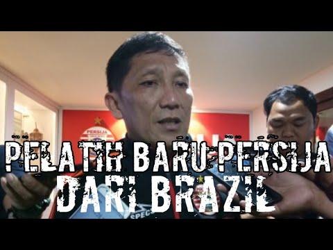 Bursa Transfer ⚽ Persija Jakarta Akan Latihan Perdana Dengan Pelatih Anyar Asal Brazil Siapa Dia? 🤔