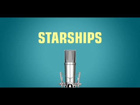 [MMD] Starships Acapella  (Parody)