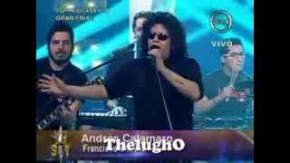 """Yo Soy 27-09-13 ANDRES CALAMARO """"Loco"""" [La Gran Final] 27/09/13 COMPLETO"""
