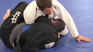 Issue #10: Running Half Guard from the Top – Collar Triangle