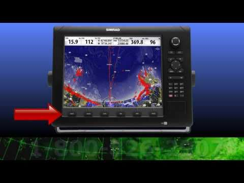 Simrad NSE8 Multifunction Display, 8