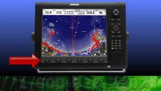 simrad nse12 multifunction display an up close look
