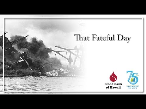 That Fateful Day, 4 of 14 - Blood Bank of Hawaii