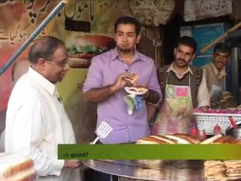 FLF - Street Foods with Omer Ali - Rawalpindi part 1/2