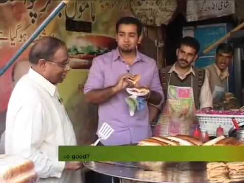 FLF - Street Foods with Omer Ali - Rawalpindi part 1/2