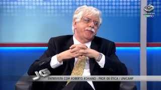 Entrevista com Roberto Romano   prof.  de Ética/ Unicamp