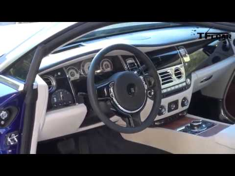 Rolls Royce Wraith 0 60 >> 2014 Rolls Royce Wraith 0 60 Mph First Drive Review Youtube