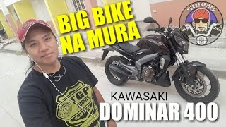 Kawasaki Dominar (400)