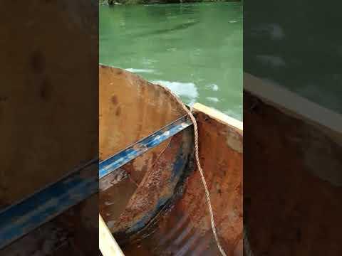 Boat canggih di aceh (adventur bineh krueng)