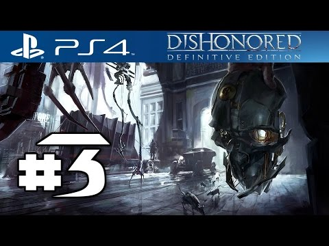 Dunwall sewers | dishonored definitive edition walkthrough part 2.