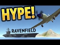 Ravenfield Greenlight Trailer HYPE TRAIN LOOP ANALYSIS