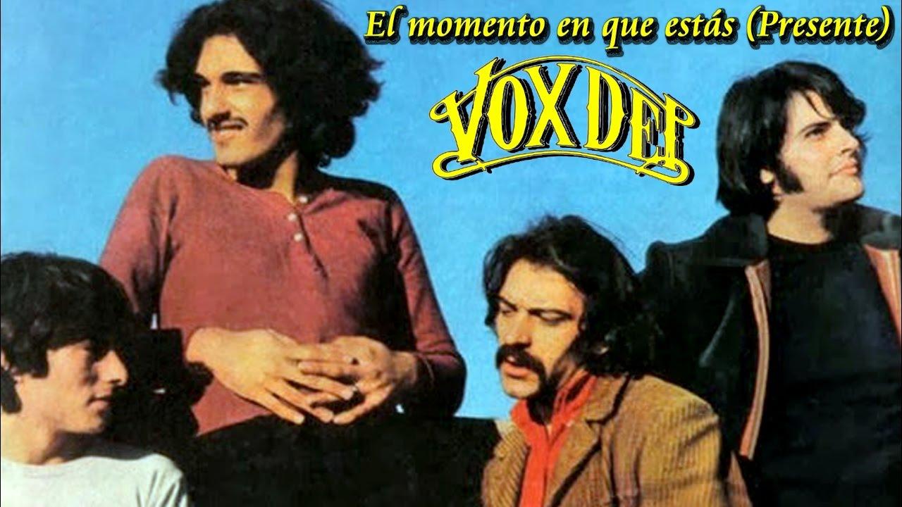 El momento en que estas (Presente) - VOX DEI - YouTube