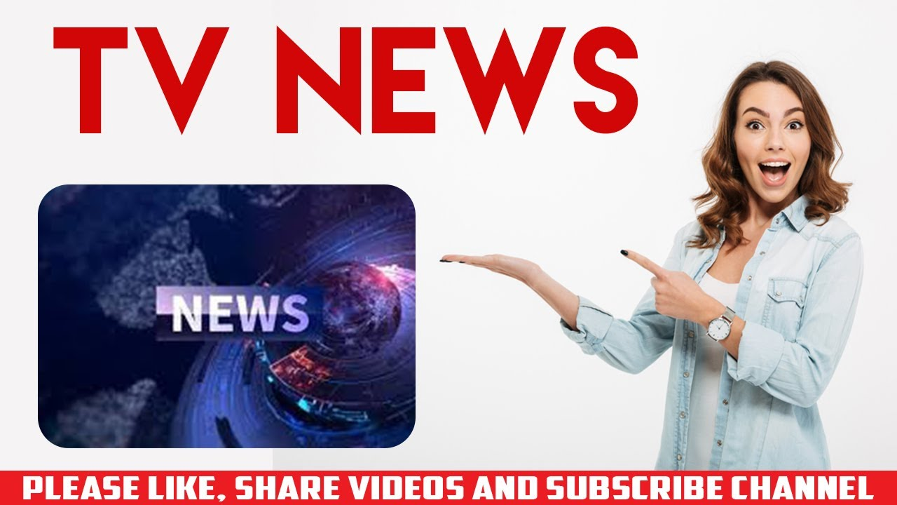 How to Download and Edit | PAID Envato Template Video FREE | TV News