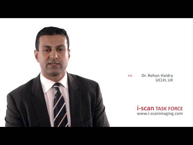 Dr Rehan Haidry - i-scan