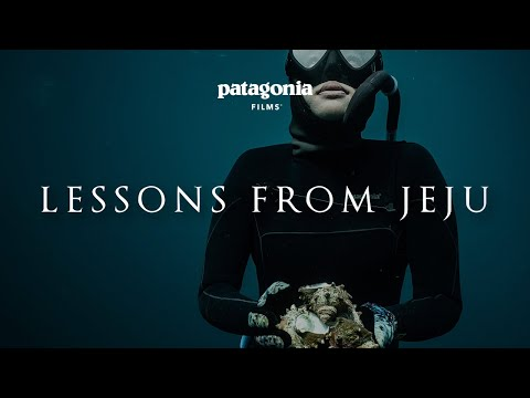 Lessons from Jeju | Freediving and Motherhood with Kimi Werner