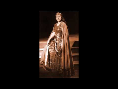 Maria CALLAS. Le NABUCCO historique de 1949 en EXCELLENT SON !!