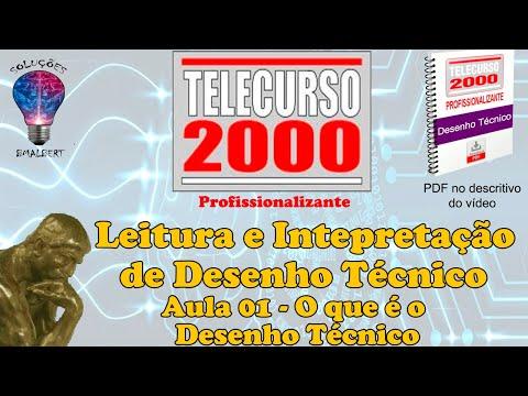 videos do telecurso 2000 para