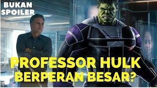 Ini Proses Professor Hulk Bisa Muncul di Avengers Endgame | Theory