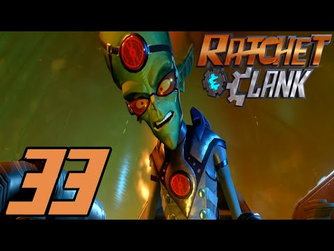 Let's Play Ratchet & Clank PS4 [German][Blind][#33] Der Held