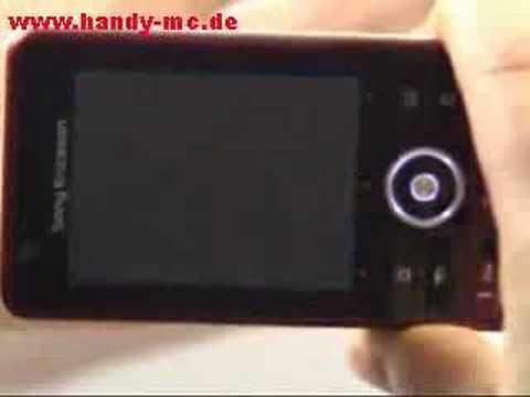Sony-Ericsson G900 Kamera