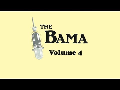 The Bama Radio Show Volume 4 - WPFW 89.3 Jerry Washington