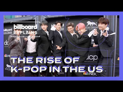 Billboard Explains The Rise of K-Pop In The U.S.