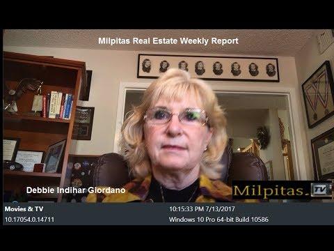 Milpitas Real Estate Market Update 08 24 2017