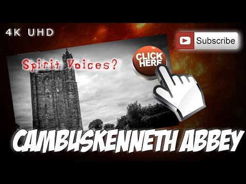 Is Cambuskenneth Abbey Haunted?