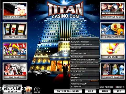 TitanCasino Video Review