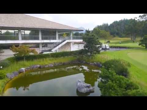 ラジコン空撮「ゴルフ場」