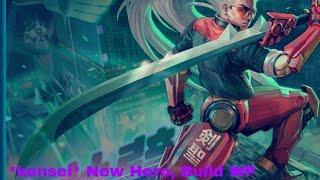 New Hero!! Kensei* Sakit banget Build WP - VainGlory Indonesia