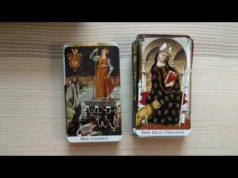 Golden Tarot By Kat Black - 4k Flip Through
