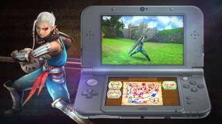 Hyrule Warriors 3DS Announcement Trailer
