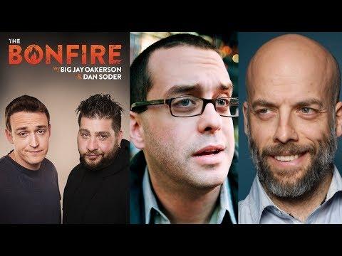 The Bonfire - Discussing Joe DeRosa vs Pete Dominick