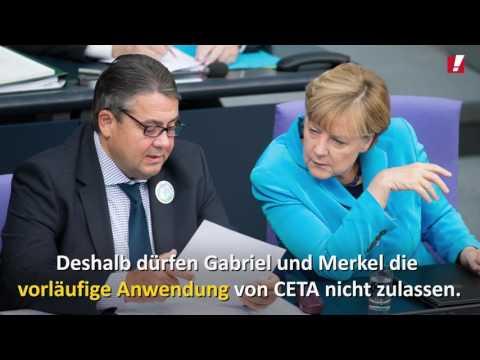 CETA: Endspiel um das Konzern-Abkommen