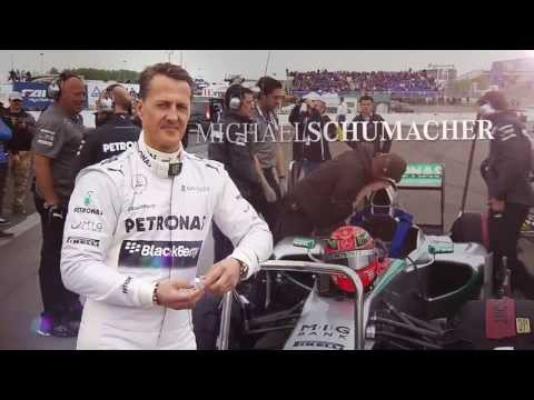 Mercedes AMG Performance Drive - Michael Schumacher