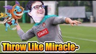 Miracle- Dota 2 - THROW Like MIRACLE-