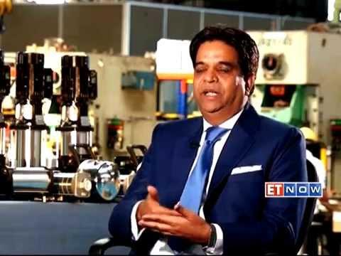 ET NOW : Shakti Pumps from Dawn To Dusk