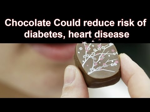 Chocolate Could reduce risk of diabetes, heart disease | why is dark chocolate good for you