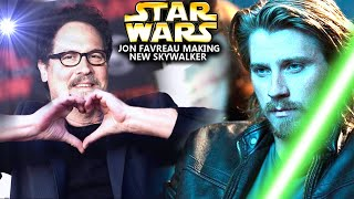 Jon Favreau's New Skywalker Is Happening! New Details Surface (Star Wars Explained)