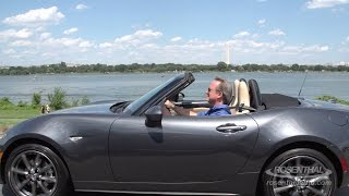 2016 Mazda MX-5 Miata Test Drive & Review