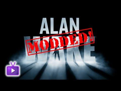 Alan Wake Mods, Ft. WiZARD HAX - WAY➚