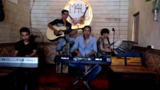Nếu em còn tồn tại (cover) - M4U Acoustic band (Bến Lức)