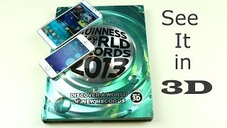 Augmented Reality - Demo (Guinness World Records 2013 /14)