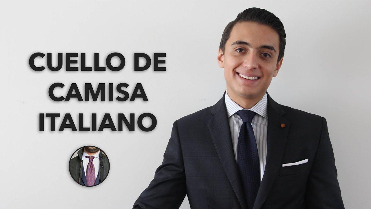 Cuello de camisa italiano  9161d11a0b9