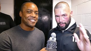 Tony Bellew LAST Interview EVER as a BOXER!