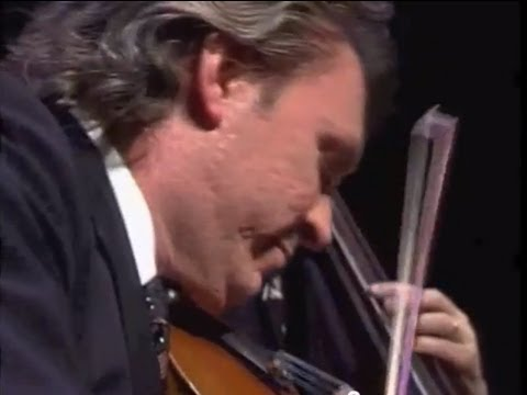 The Most Explosive Blues Violin Solo On Film - 'In the Cluster Blues' Mark O'Connor Travel Video